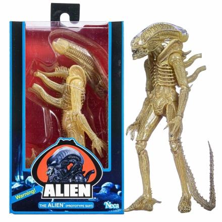 Alien action figura termékfotója