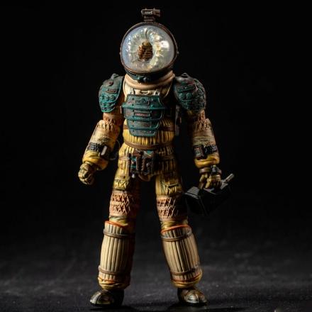 Alien Kane Exquisite Mini figura 10cm ajándékba