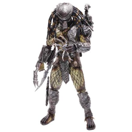 Alien vs Predator Blowout Temple Guard Predator figura 10cm ajándékba
