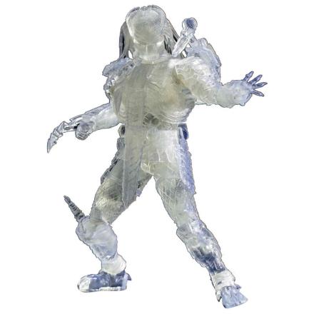 Alien vs Predator Invisible Scar Predator figura 10cm ajándékba