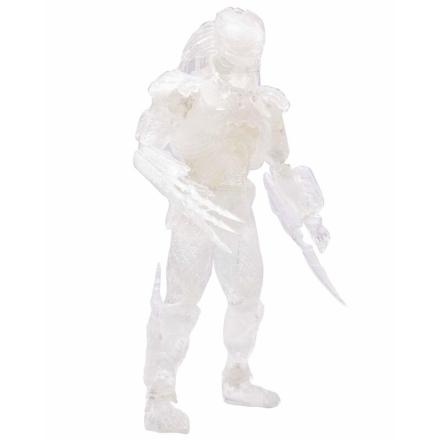 Alien vs Predator Previews Invisible Chopper Predator Exkluzív figura 10cm ajándékba