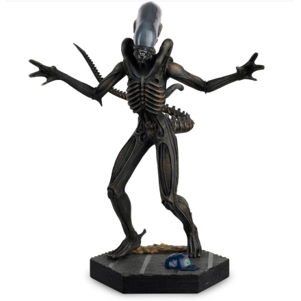 Alien Xenomorph The Alien Predator figura 15cm termékfotója