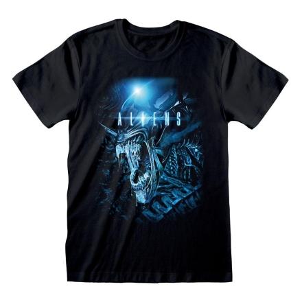 Aliens póló Key Art [S] ajándékba