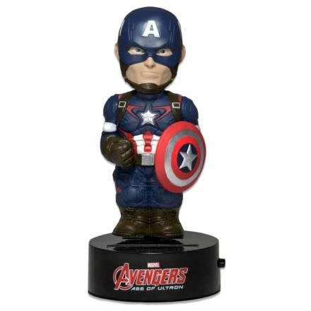 Amerika Kapitány Body Knockers figura 15cm ajándékba