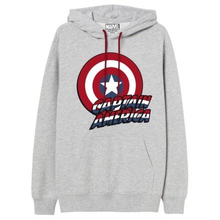 Amerika Kapitány felnőtt pulóver [L] ajándékba