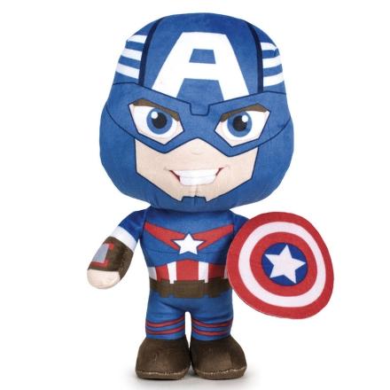 Amerika Kapitány plüss 29cm ajándékba