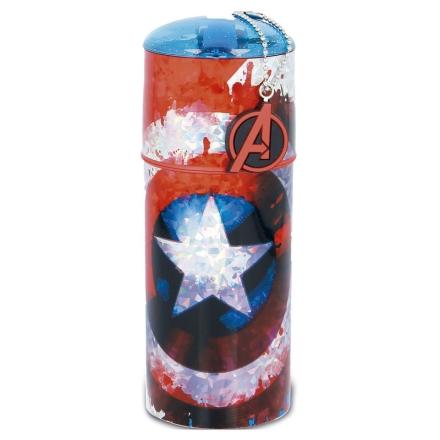 Amerika Kapitány Shield kulacs 350ml ajándékba