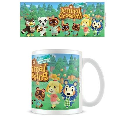 Animal Crossing Lineup bögre ajándékba