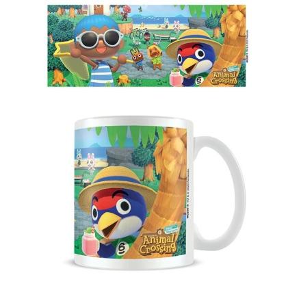 Animal Crossing Summer bögre ajándékba