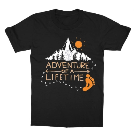 Apróláb Adventure of a Lifetime gyerek póló ajándékba