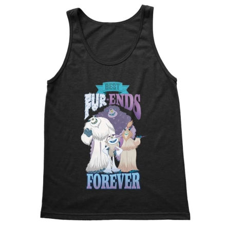 Apróláb Best Fur-Ends Forever férfi trikó ajándékba