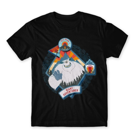 Apróláb Giant Adventurer férfi póló ajándékba