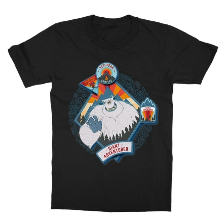 Apróláb Giant Adventurer gyerek póló ajándékba