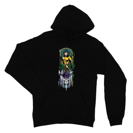 Aquaman and Ocean Master női pulóver ajándékba