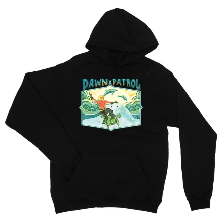 Aquaman Dawn Patrol férfi pulóver ajándékba