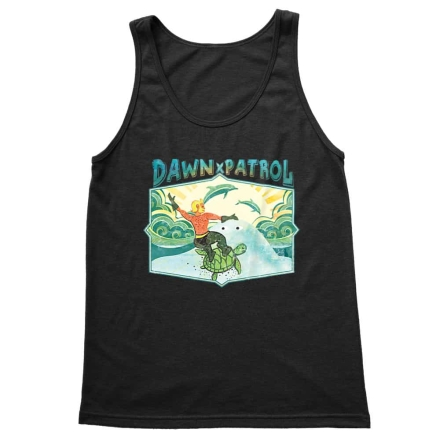 Aquaman Dawn Patrol férfi trikó ajándékba