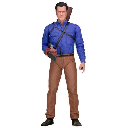 Ash vs. Evil Dead Ultimate Ash figura 18cm ajándékba