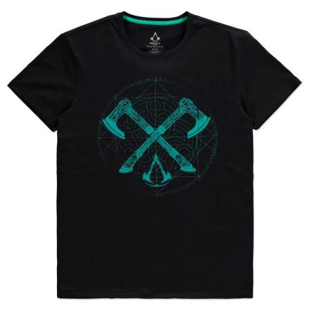 Assassin's Creed Valhalla Axes póló [S] ajándékba