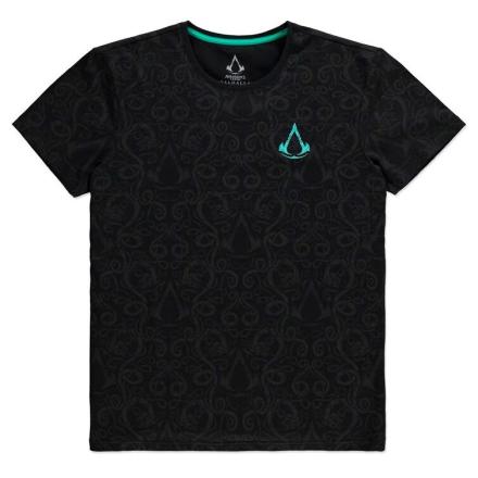 Assassin's Creed Valhalla Nordic póló [L] ajándékba