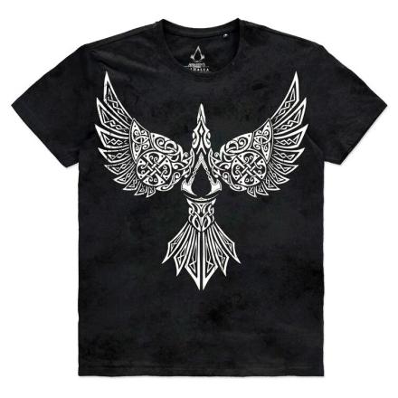 Assassin's Creed Valhalla Raven póló [S] ajándékba
