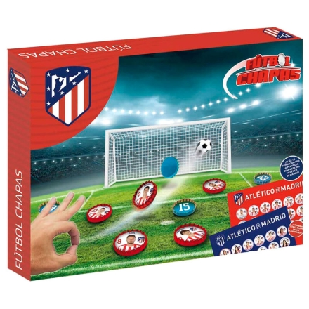 Atletico Madrid gombfoci játékcsomag ajándékba