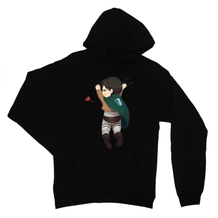 Attack on Titan Levi női pulóver ajándékba