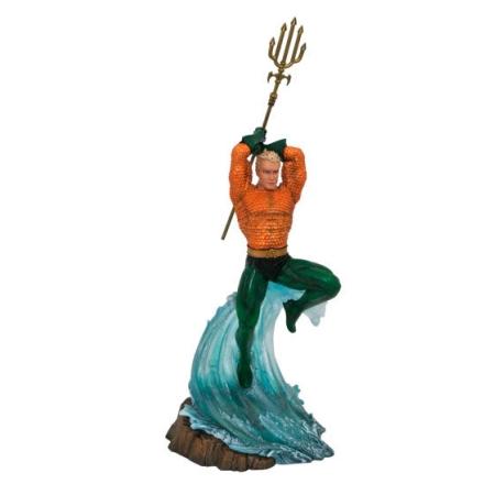 DC Comics Aquaman diorama szobor figura 30cm termékfotója