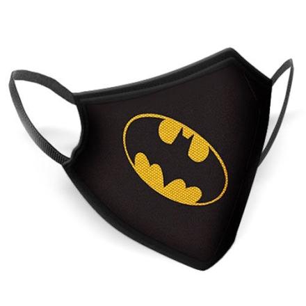 DC Comics Batman Gotham többször használható felnőtt maszk termékfotója