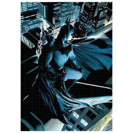 DC Comics Batman watches puzzle 1000db-os termékfotója