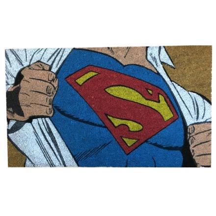 DC Comics Superman Clark Kent lábtörlő termékfotója