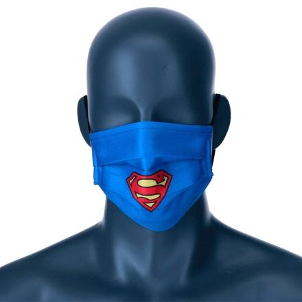 DC Comics Superman gyerek maszk termékfotója