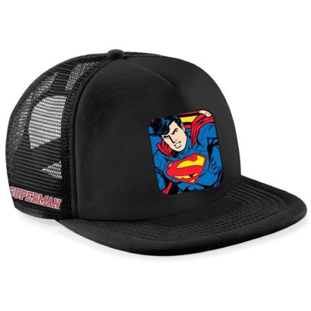 DC Comics Superman prémium sapka termékfotója