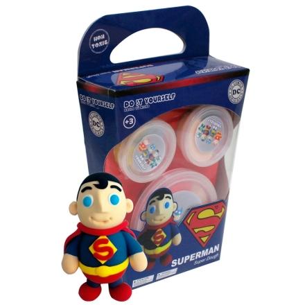 DC Comics Superman Szuper Doug DIY agyag termékfotója