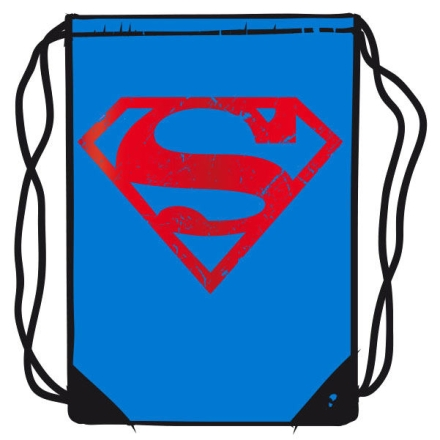 DC Comics Superman tornazsák 45cm termékfotója