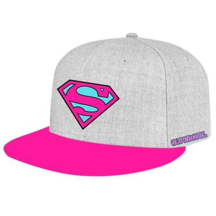 DC Comics Superwoman prémium sapka termékfotója