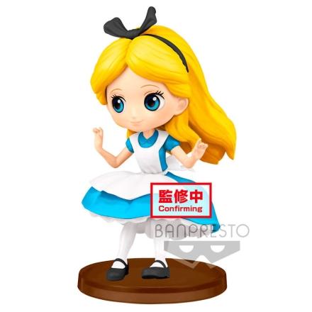Disnely Alice Csodaországban Alice Q Posket figura 7cm termékfotója