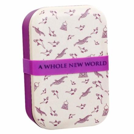 Disney A Whole New World Bamboo tároló doboz termékfotója