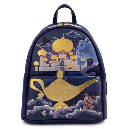 Disney Aladdin Jasmine Castle táska hátizsák 26cm termékfotója