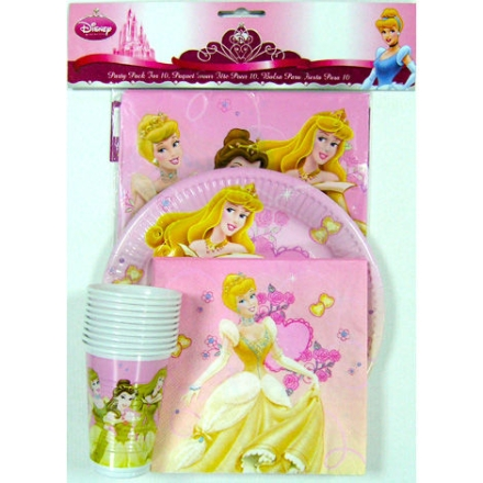 Disney Hercegnős buli csomag termékfotója