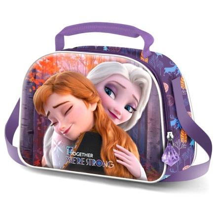 Disney Jégvarázs 2 3D uzsonnás táska termékfotója