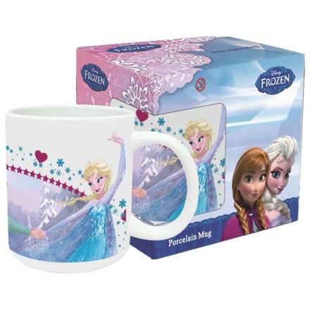 Disney Jégvarázs Elza és Anna kerámiabögre 3dl termékfotója