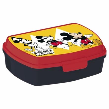 Disney Mickey 90 éves uzsonnás doboz termékfotója