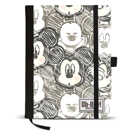 Disney Mickey Oh Boy napló termékfotója