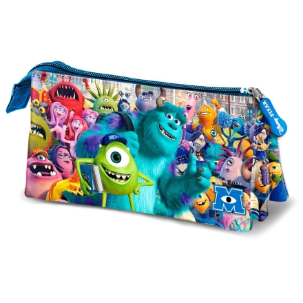 Disney Pixar Monsters, Inc. University tripla tolltartó termékfotója