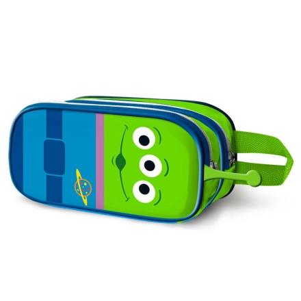 Disney Pixar Toy Story Alien 3D dupla tolltartó termékfotója