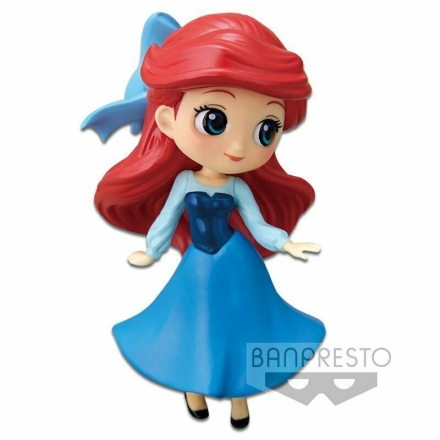 Disney Story of the Little Mermaid Ariel Q Posket B figura 5cm termékfotója