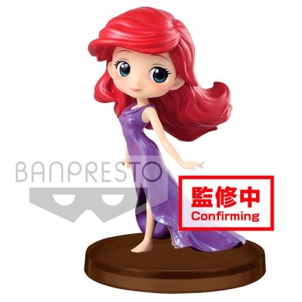 Disney Story of the Little Mermaid Ariel Q Posket D figura 5cm termékfotója