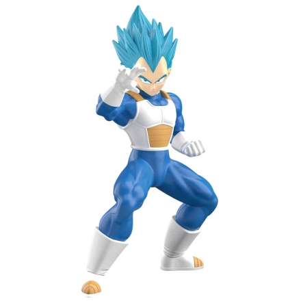 Dragon Ball Szuper Csillagharcos Vegeta modell készlet figura 14cm termékfotója