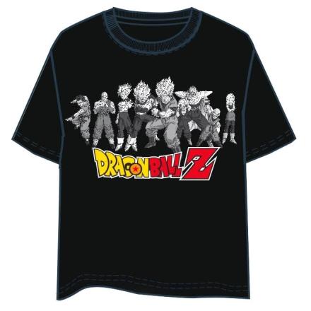 Dragon Ball Z Characters felnőtt póló [S] termékfotója