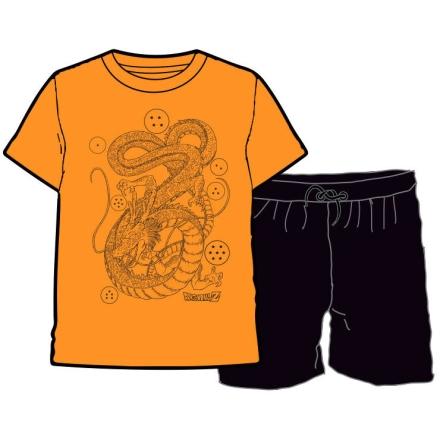 Dragon Ball Z Shenron felnőtt pizsama [M] termékfotója